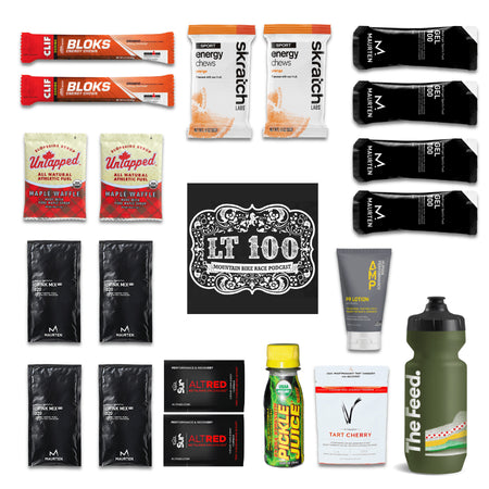 Fatty's Leadville Training Box