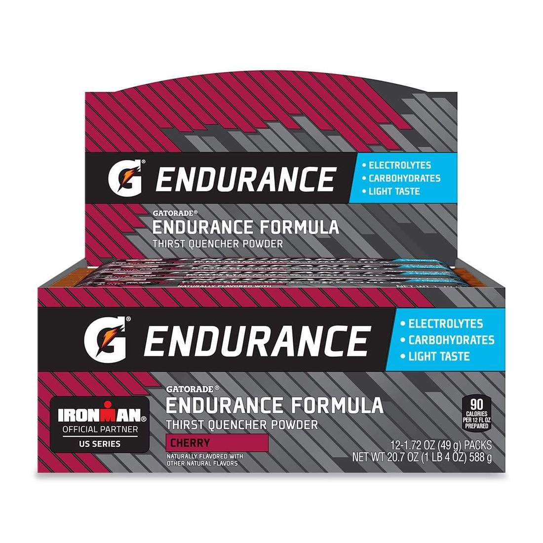 Gatorade Endurance Drink Mix Box