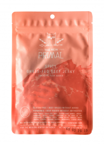 The New Primal Jerky Spicy