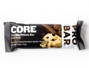 core bar choc cookie dough gallery