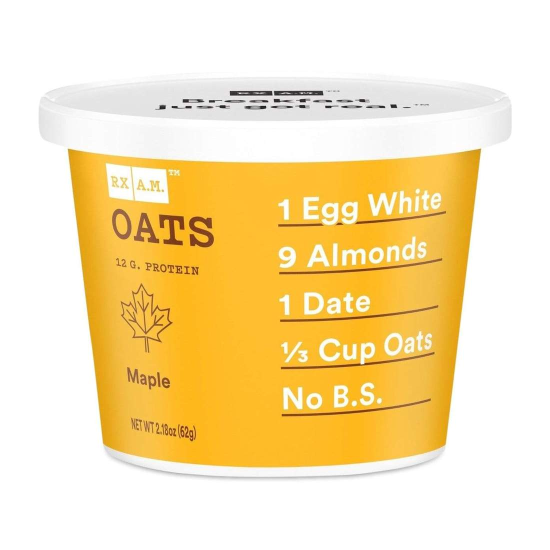 RX AM Oats