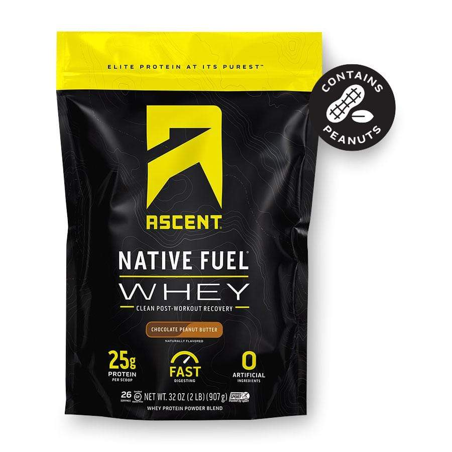 Ascent Fuel Whey Protein - Protein 27 Servings