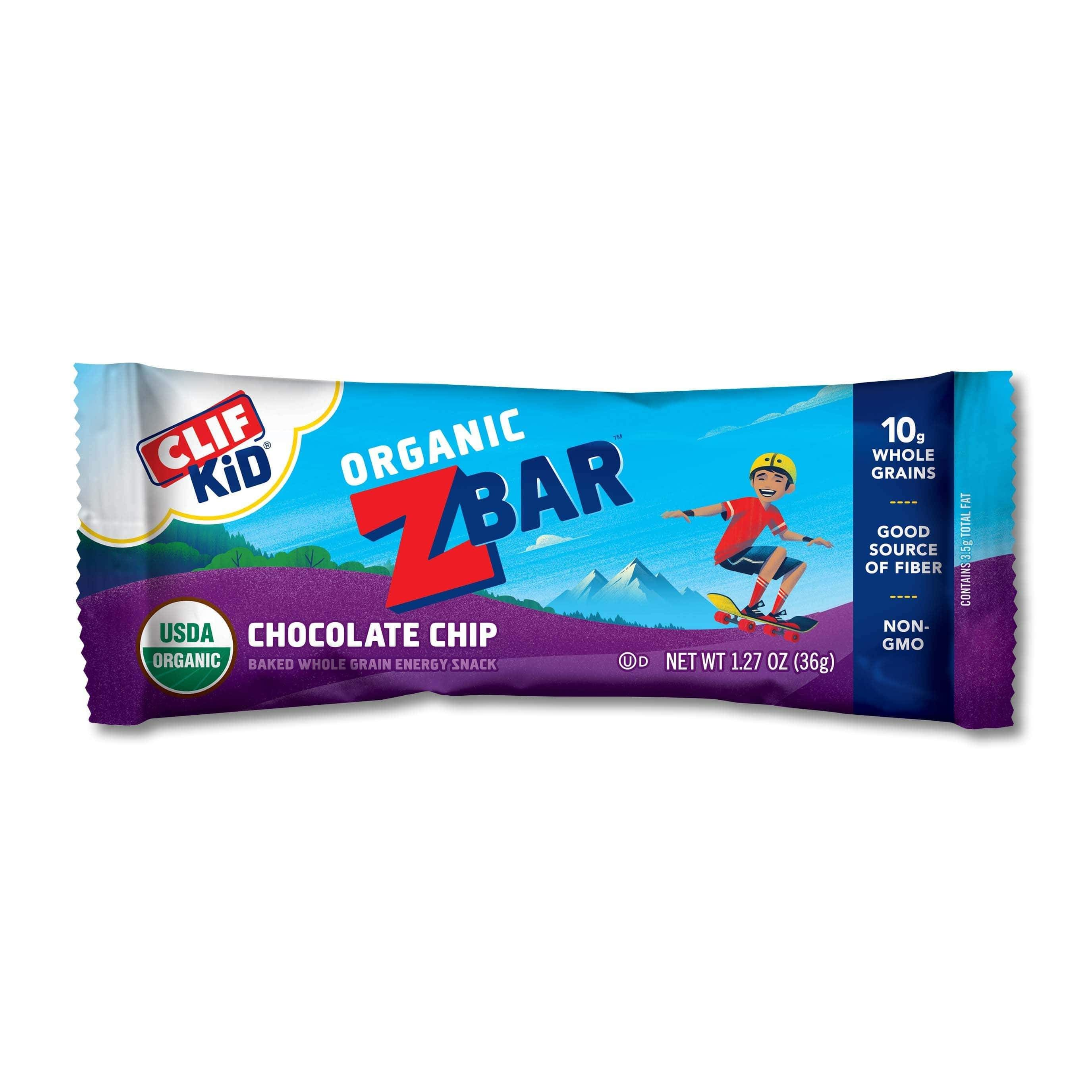Clif Kid Z Bar - Peanut Butter Chocolate Protein Bars