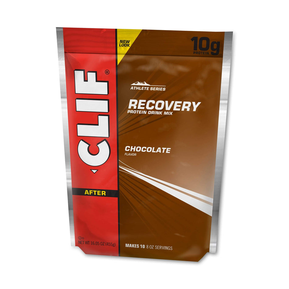 Clif Shot Recovery Mix-Chocolate-10 Servings-The Feed