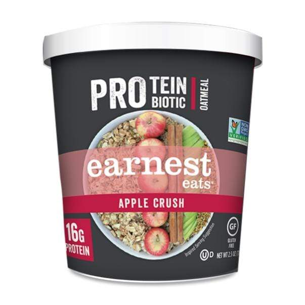 Earnest Eats Protein and Probiotic Oatmeal Cups - Breakfast