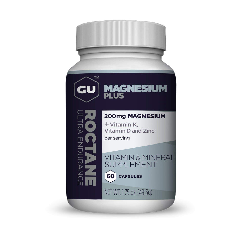 GU Roctane Magnesium-60 Capsules-The Feed