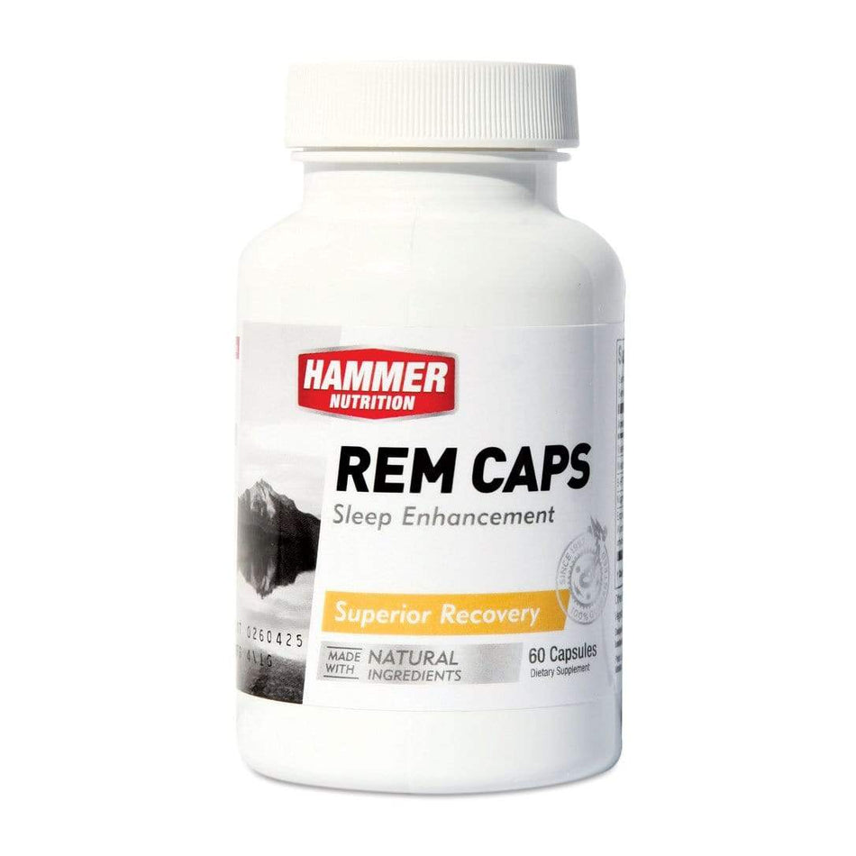 Hammer Nutrition REM Sleep Enhancement Caps-60 Capsules-The Feed