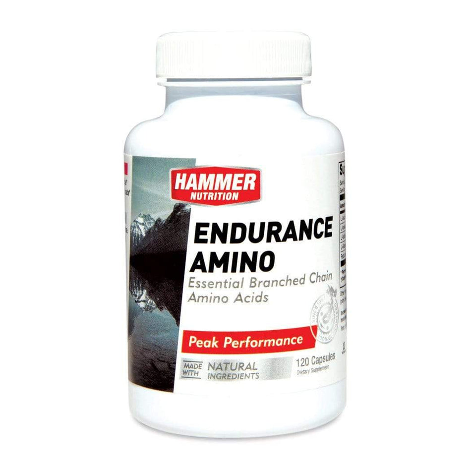 Hammer Endurance BCAA Amino Acid Capsules-Unflavored-The Feed