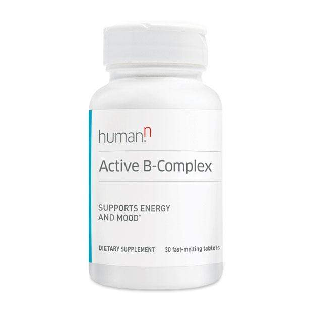 Human N Active B Complex-30 Tablets-The Feed