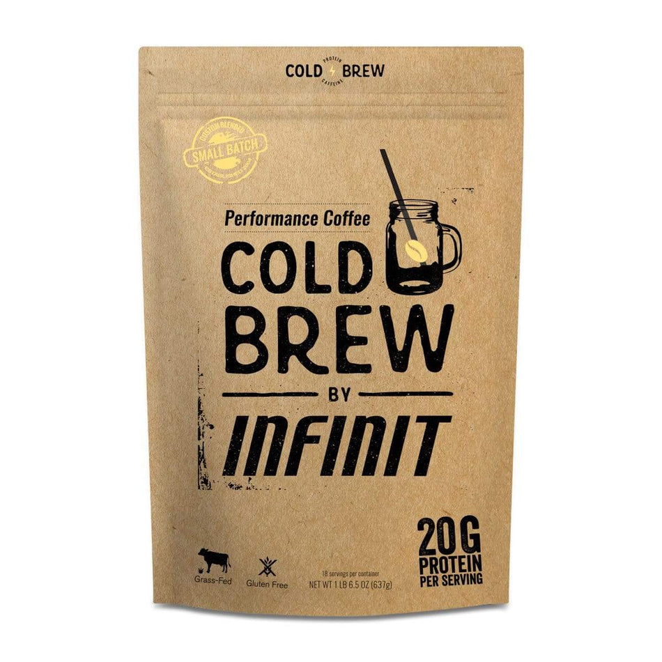 Infinit Cold Brew Performance Coffee-Single Serving-The Feed
