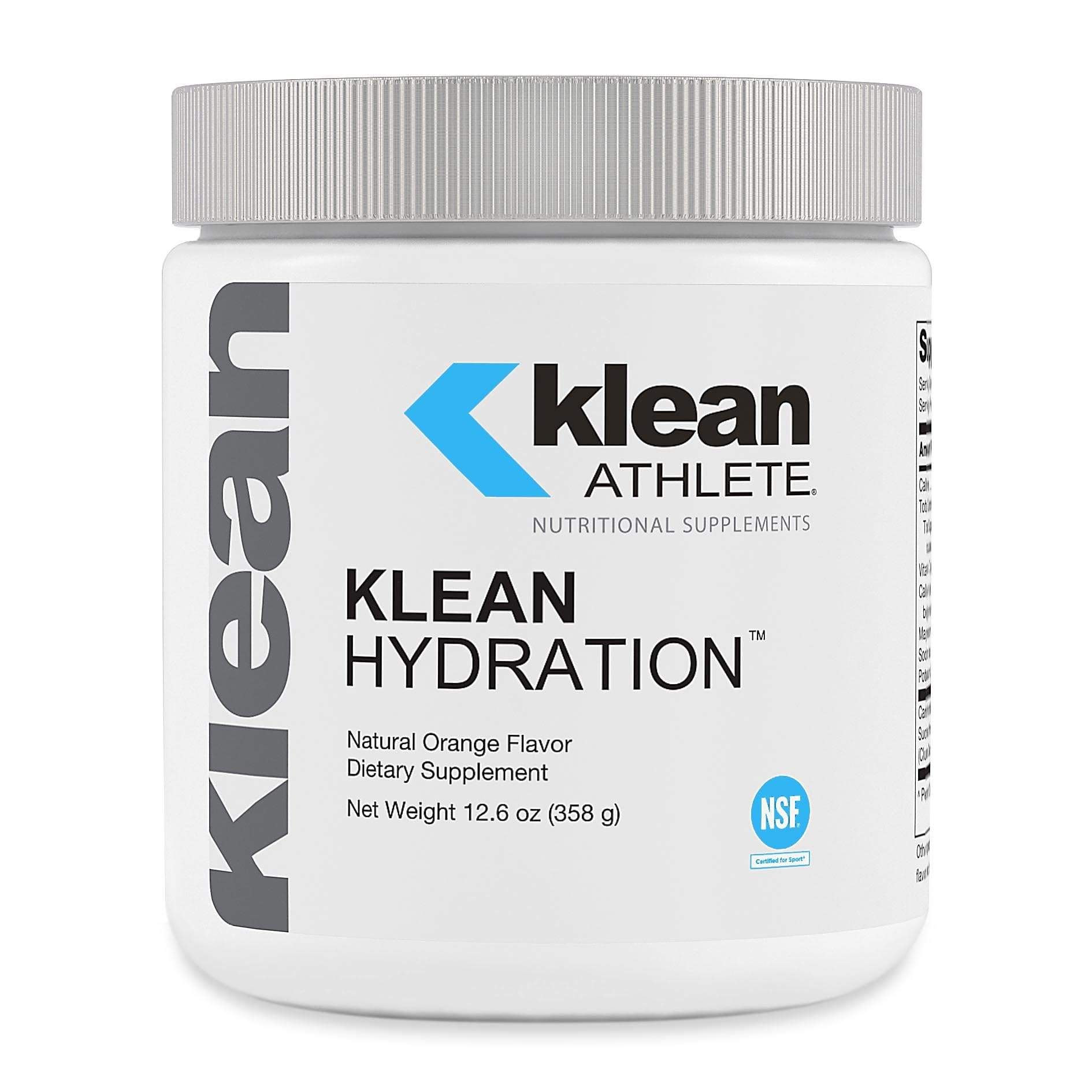 Klean Hydration - Orange Hydration 20 Serving
