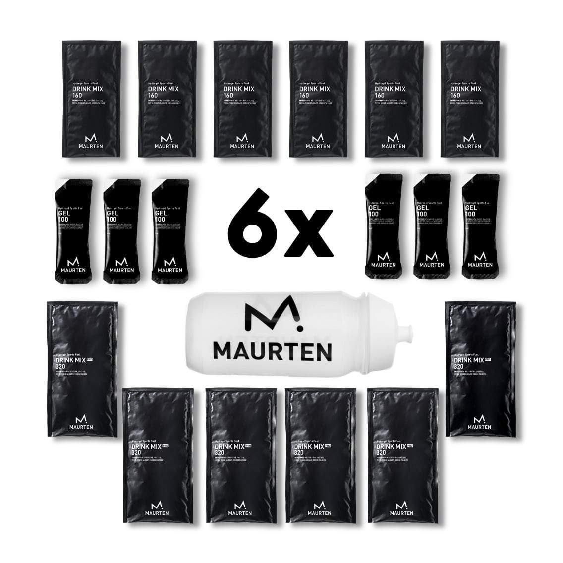 Maurten Gel & Drink Super Pack - Hydration Super Pack