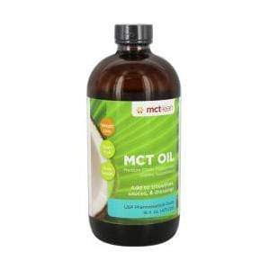 MCT Lean MCT Oil-16 oz-The Feed