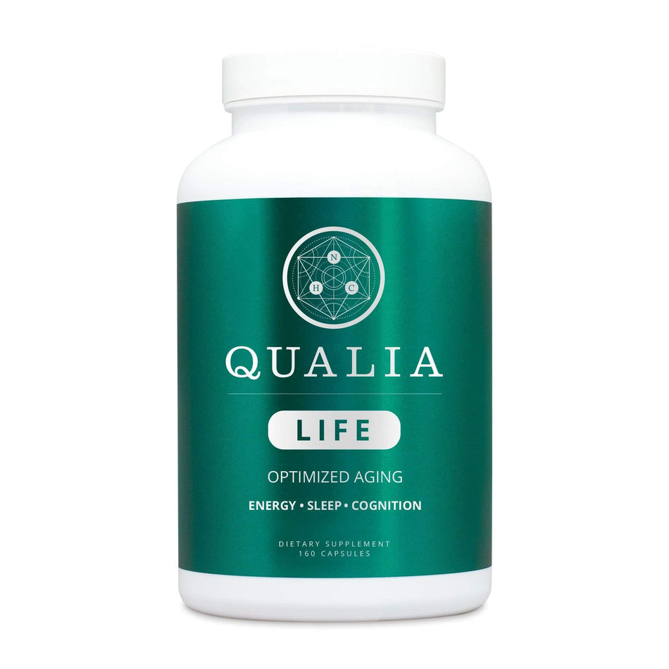 Neurohacker Collective Qualia Life-160 Capsules-The Feed
