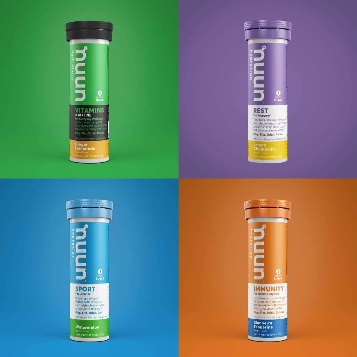 Nuun Essentials Pack - Hydration