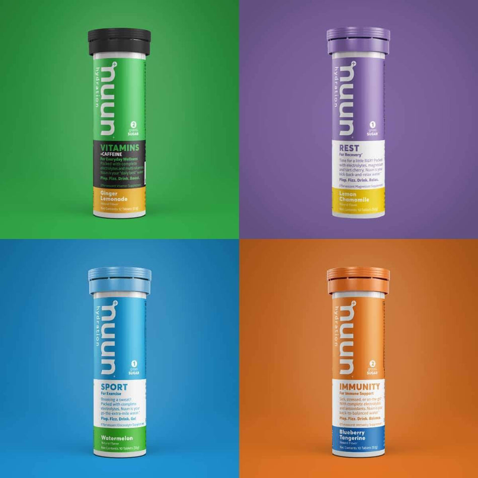 Nuun Essentials Pack-Superpack-The Feed