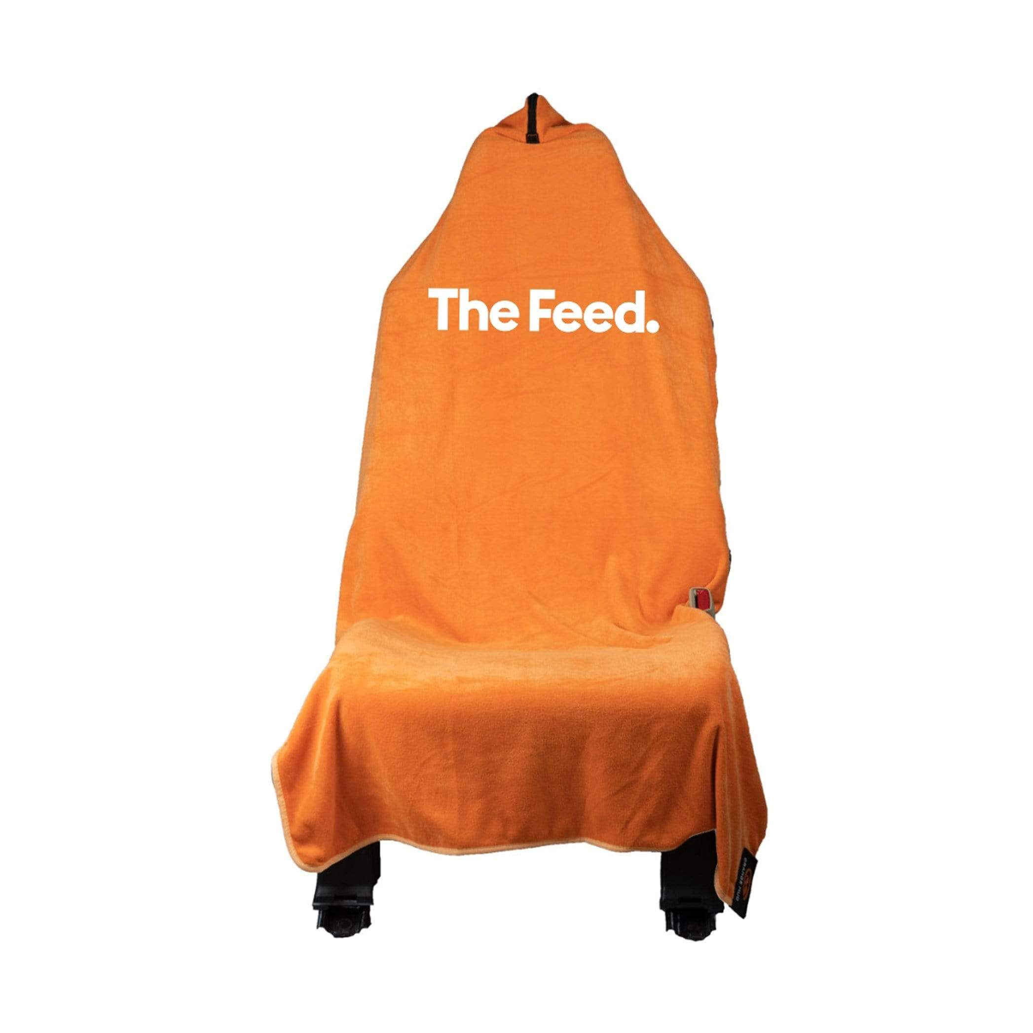 Orange Mud Transition and Seat Wrap (The Feed Version) - Orange Gear