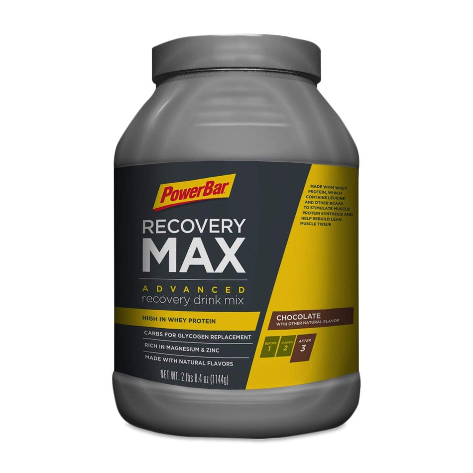 Powerbar Recovery Max-Chocolate-The Feed