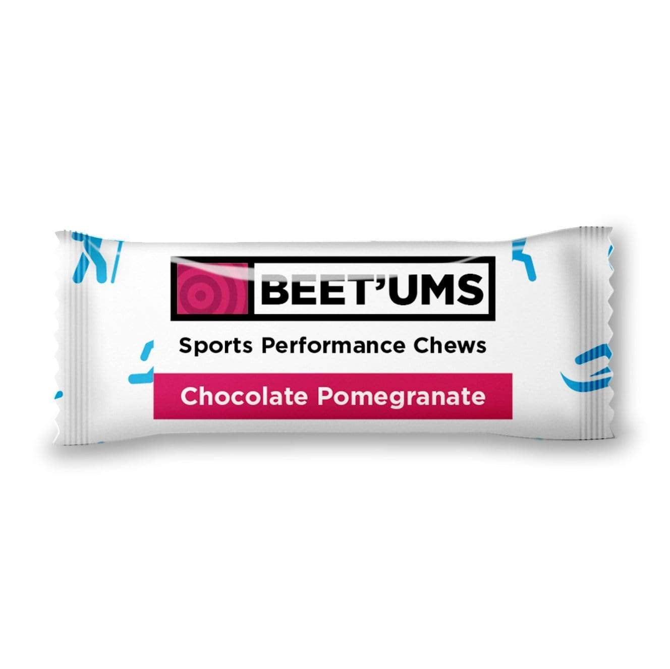 BEETUms - Chocolate Pomegranate Chews