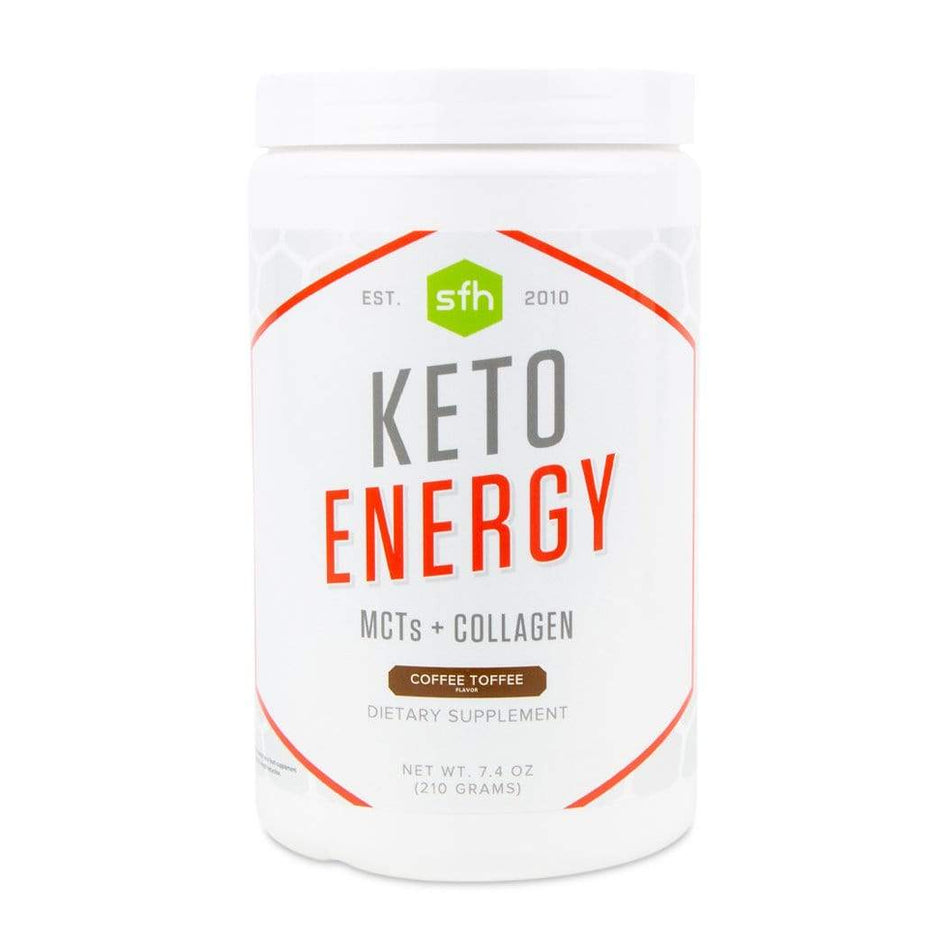 SFH Keto Energy-7.4 oz-The Feed
