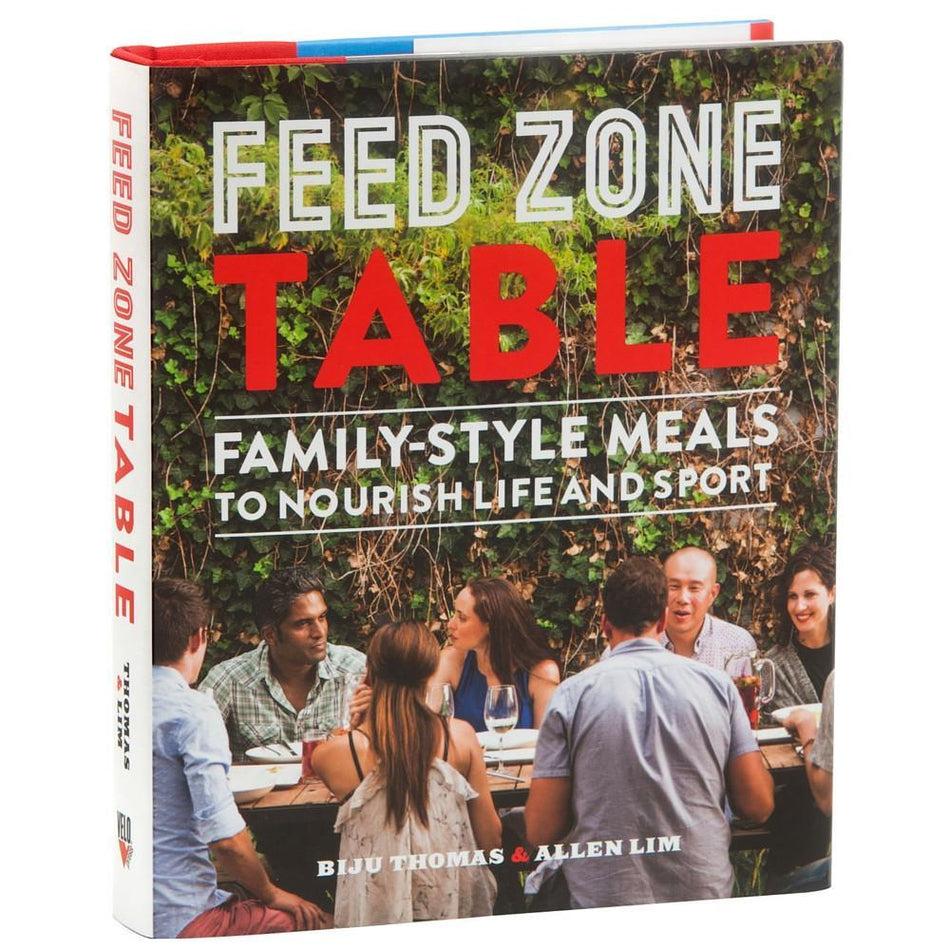 Feed Zone Table Cookbook-Feed Zone Table Cookbook-The Feed