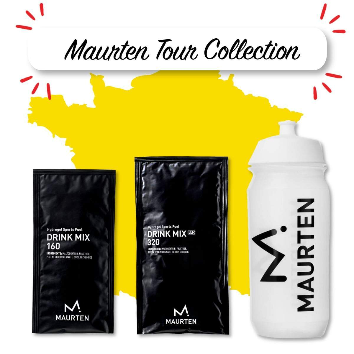 Maurten Tour Collection - Misc.