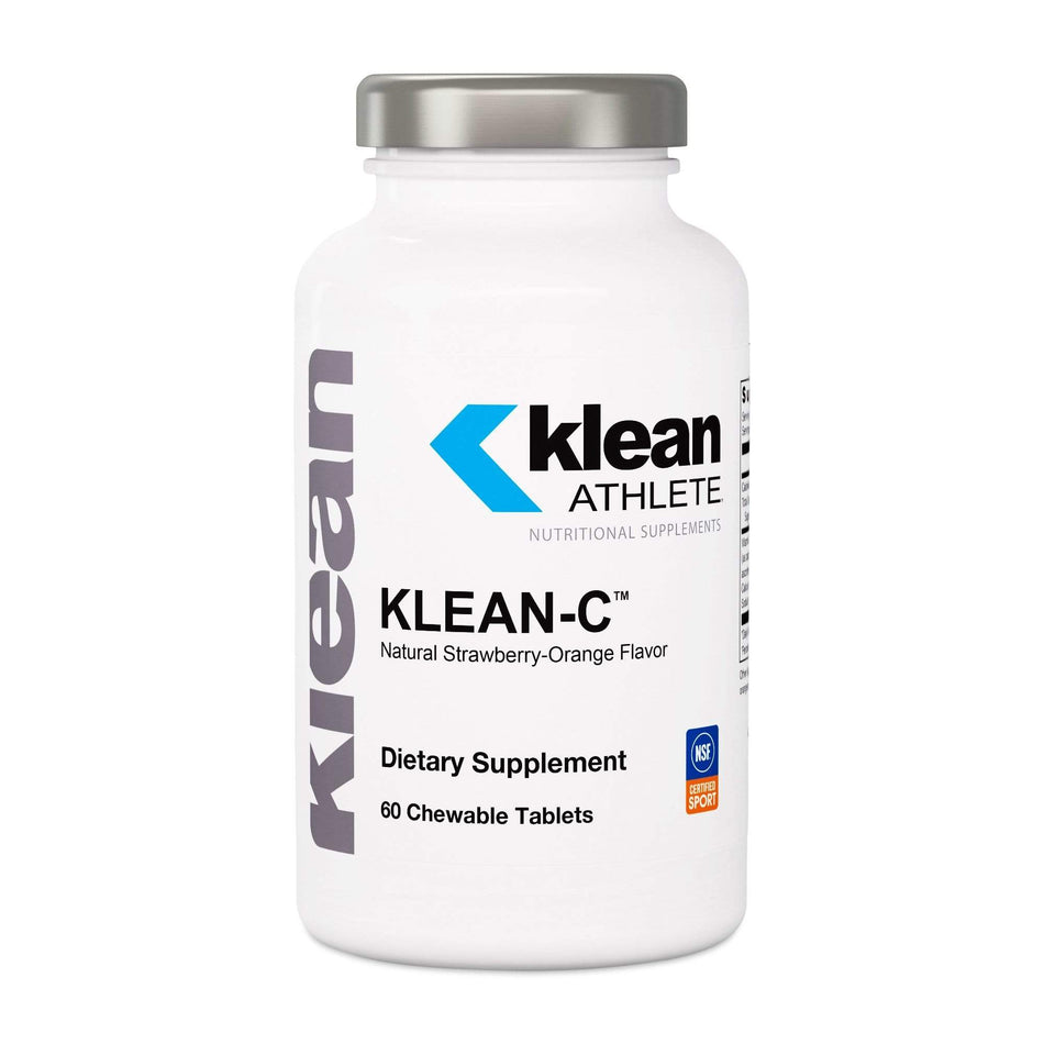 Klean Vitamin C-60 Tablets-The Feed