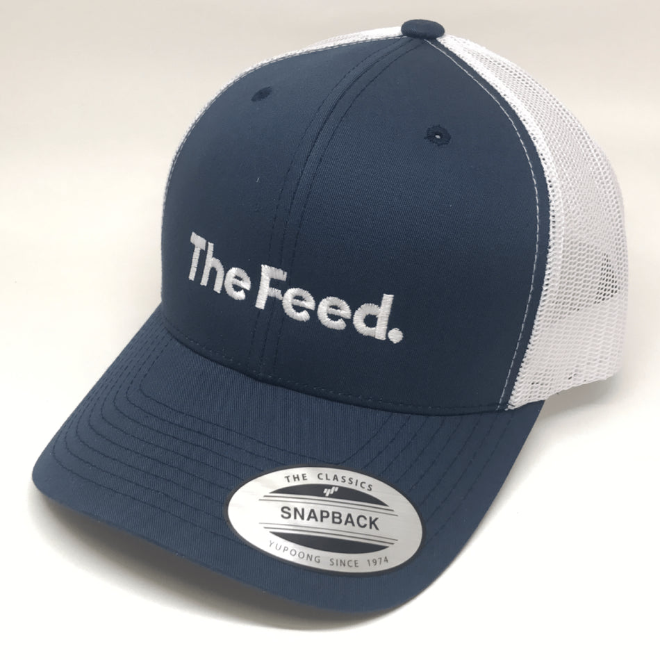 5ae6d728 The Feed Trucker Hat By The Feed
