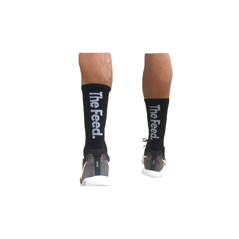 The Feed Multisport Socks-Small-Black-The Feed