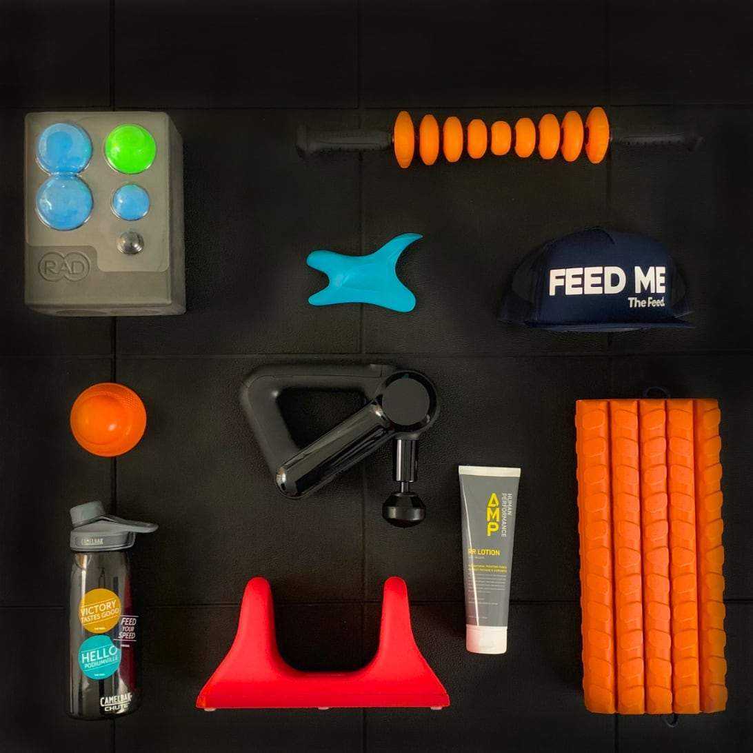 The Ultimate Recovery Kit - Gear