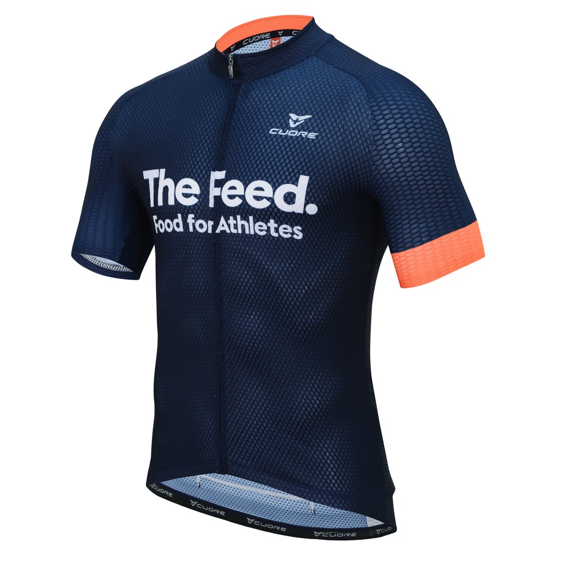 Feed Cycling Jersey - Gear X-Large