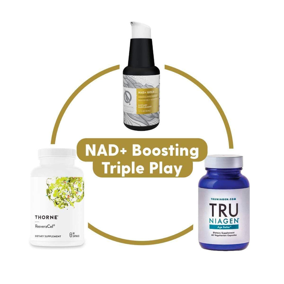 NAD+ Boost Triple Play-NAD+ Boosting Triple Play-The Feed