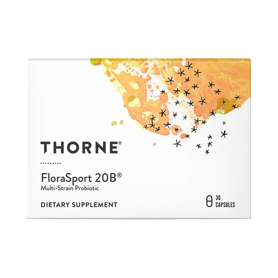Thorne Florasport 20B-30 Capsules-The Feed