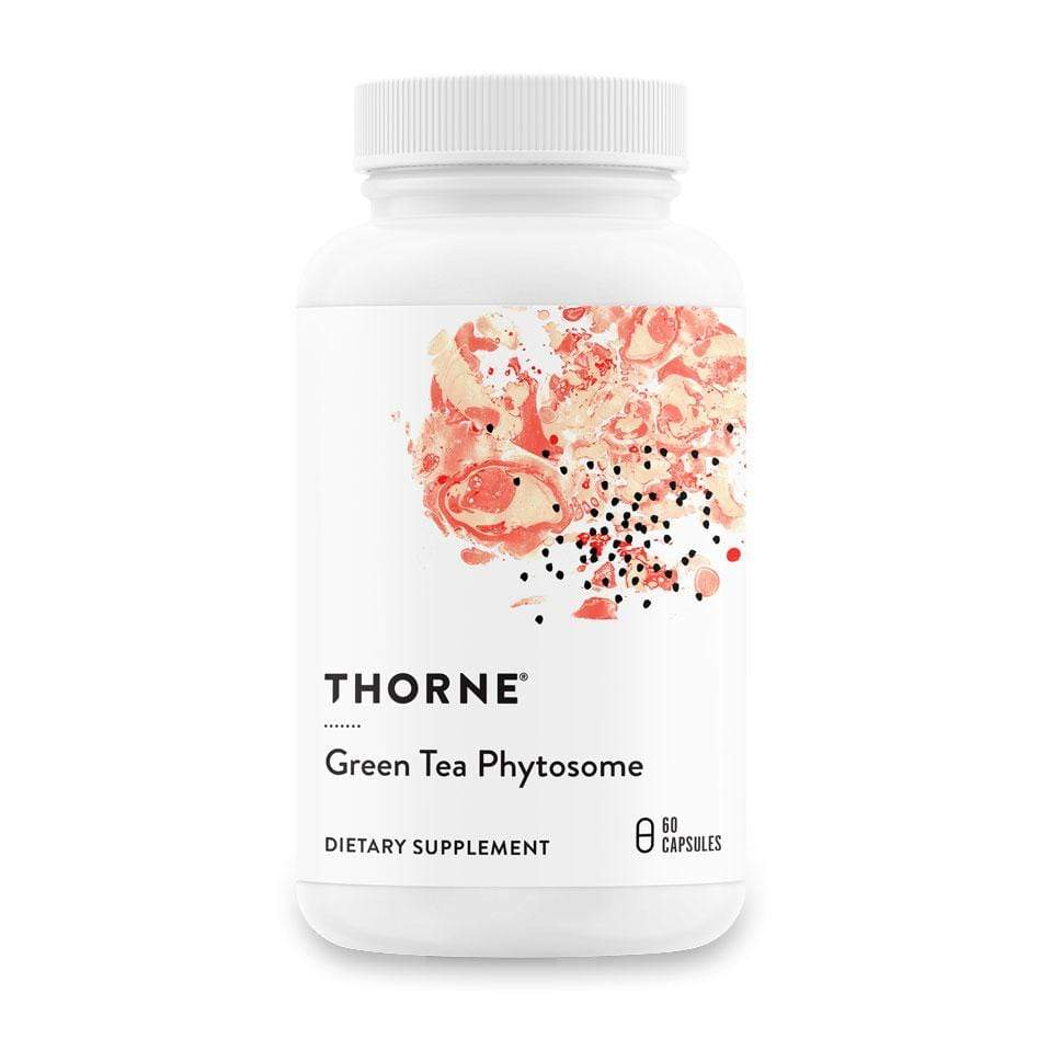 Thorne Green Tea Phytosome-60 Capsules-The Feed