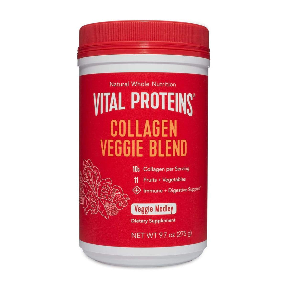 Vital Proteins Collagen Veggie Blend-9.75oz-The Feed