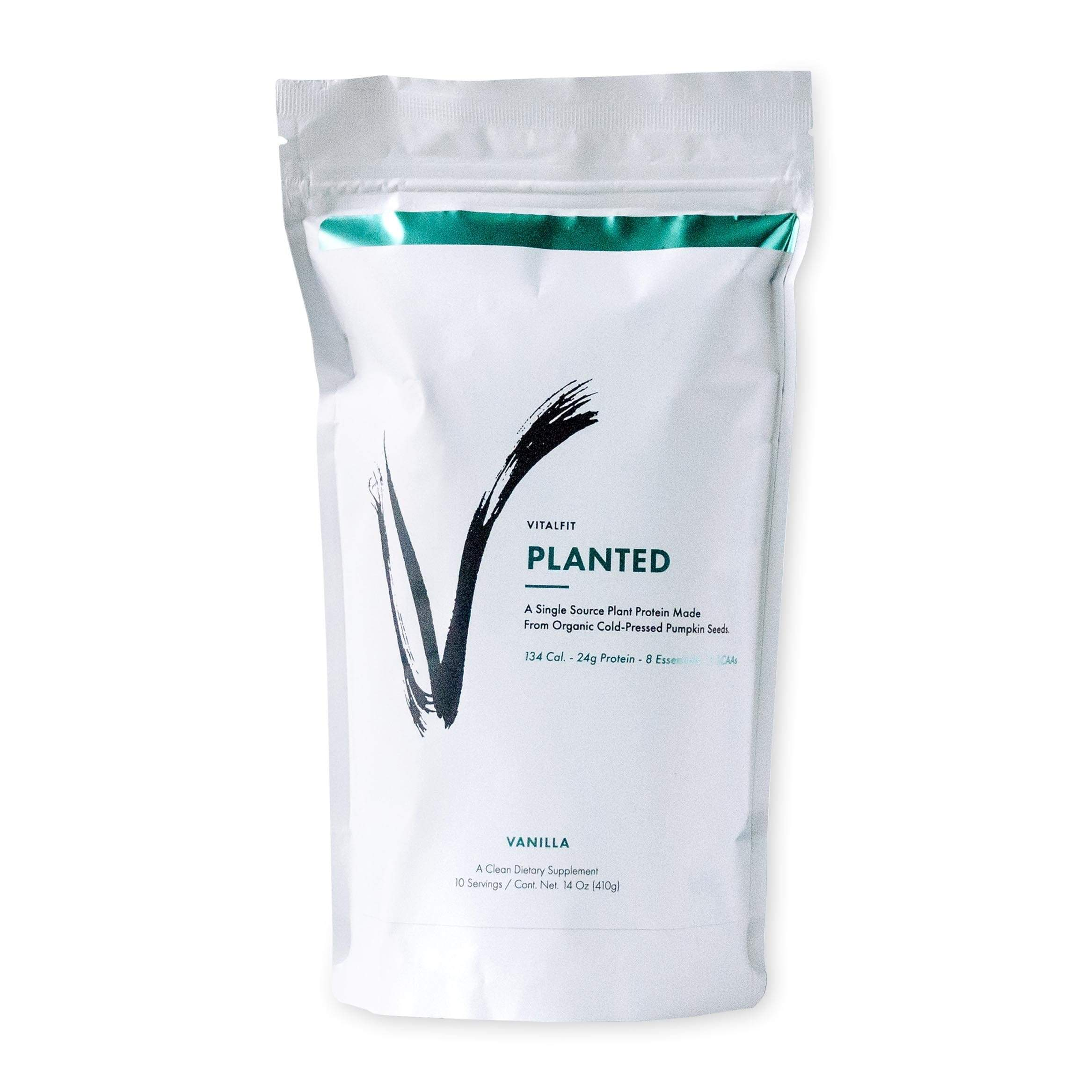 VitalFit Planted Protein - Planted Protein 10 Serving