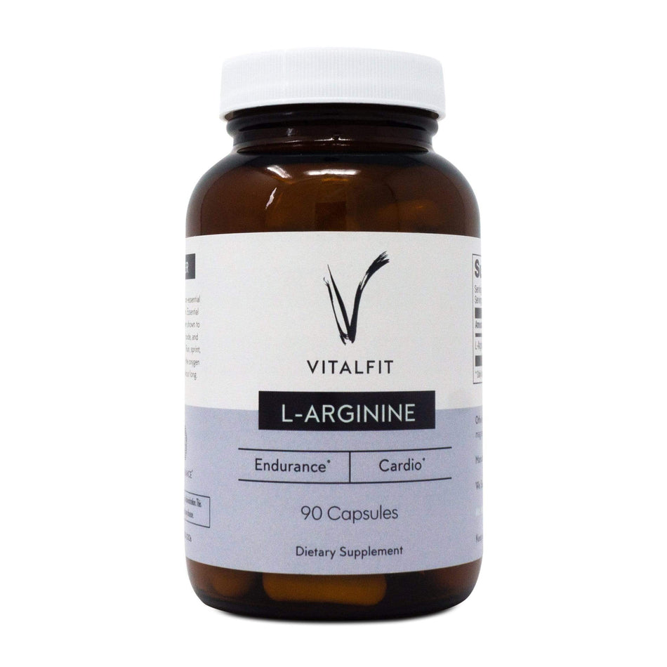 VitalFit Essentials L-Arginine-90 Capsules-The Feed