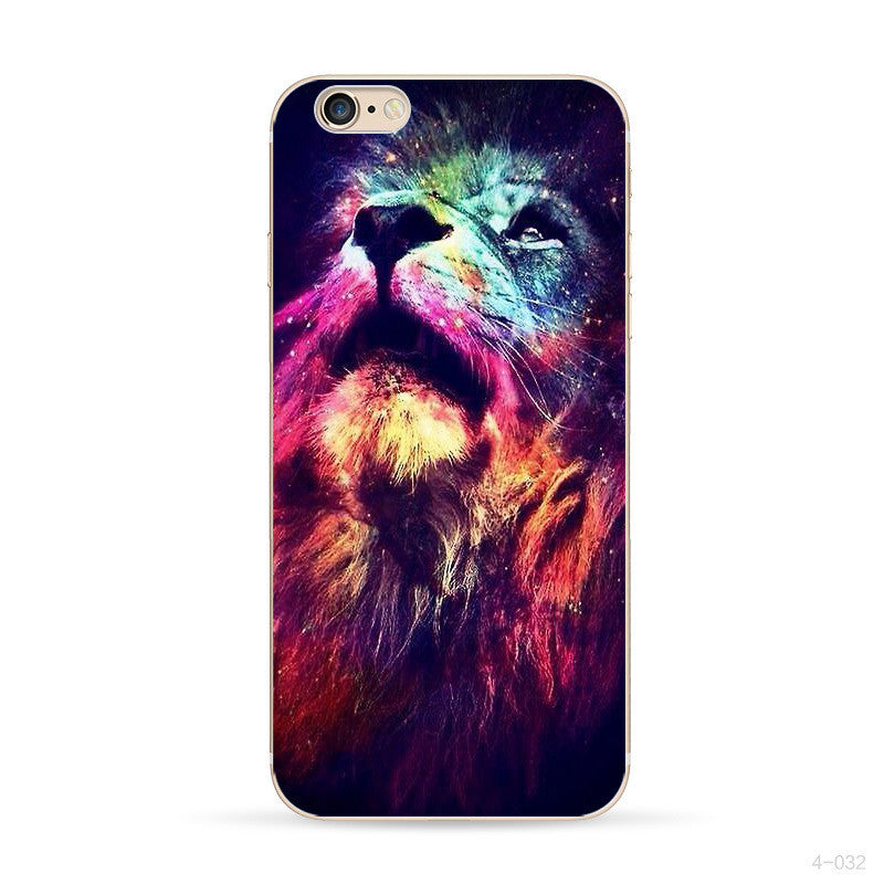 Lion iPhone 6/6S