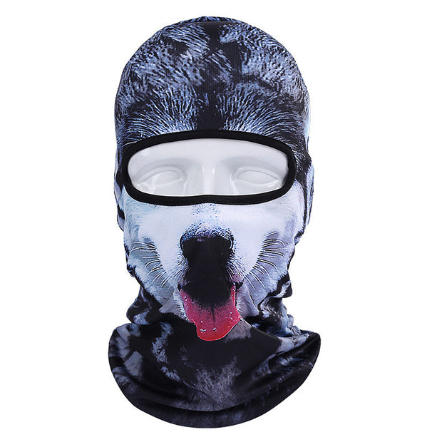 3D Animal Face Mask