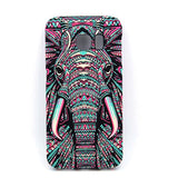 Elephant Pattern Samsung Case