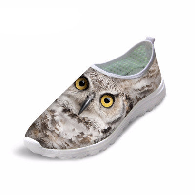 Womens Owl Shoes