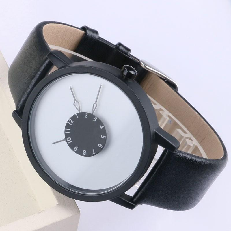 Leather Womens Watch