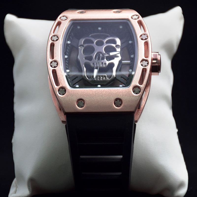 Luxury Skull Watch