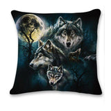 Wolf Cushion Covers
