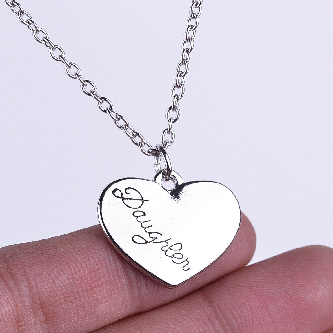 Mother And Daughter Love Necklace