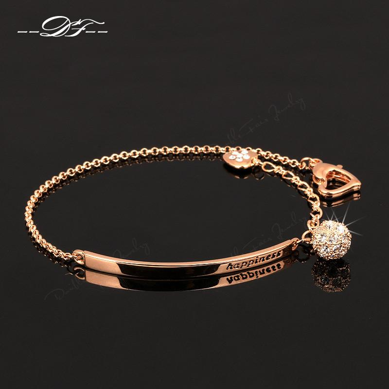 Diamond Ball Bracelet