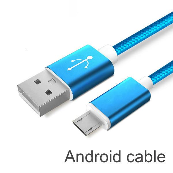 iPhone/Samsung USB Charger Cable