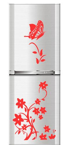 Refrigerator Butterfly Decor