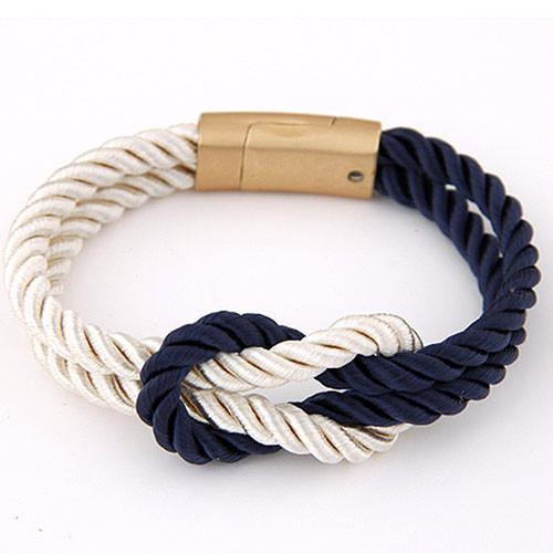 Braided Rope Bracelet