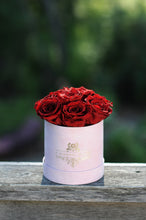 Real Roses Box That Last A Year in a Signature Velvet  Box - K-BLOOMING FLOWERS
